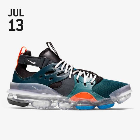 Nike Air Vapormax DSVM Shoes - Midnight Turq/White/Mineral Teal - AT8179-300