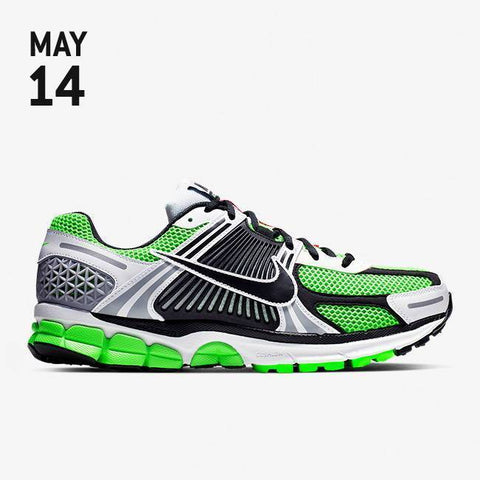 Nike Zoom Vomero 5 SE SP Shoes - Electric Green/Black/White/Sail - CI1694-100