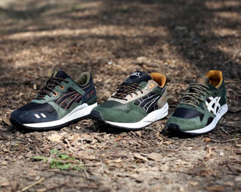 Asics 'Winter Trail' Pack