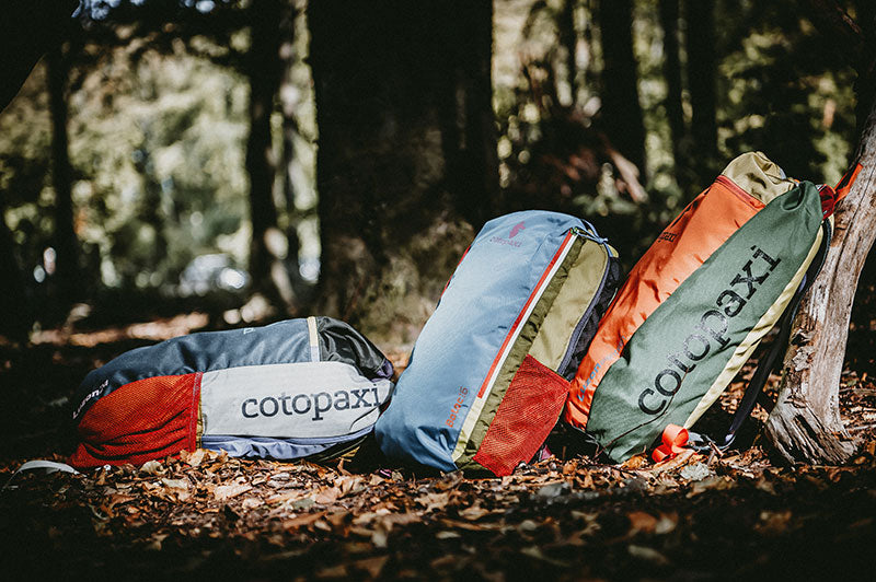 Cotopaxi Bags Collection at Urban Industry