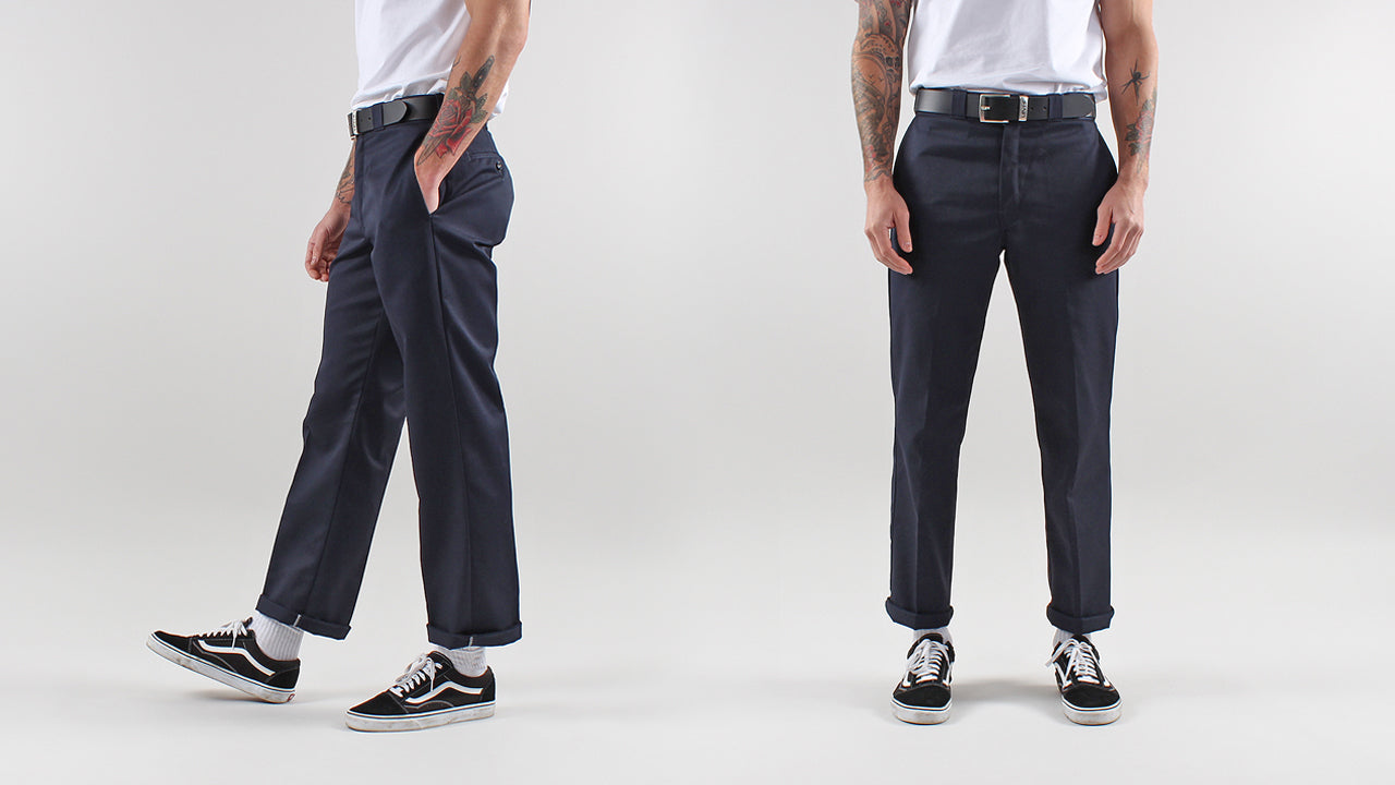 Pants amp; Dickies Work How To Fit Style Do Guide BwXYqB