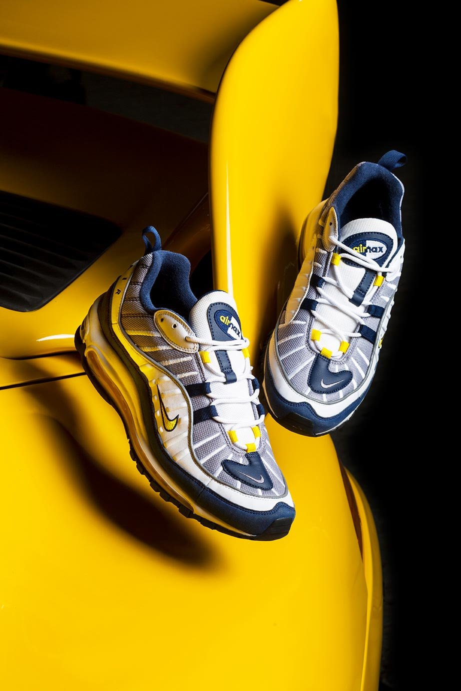 Nike Air Max 98 OG Tour Yellow