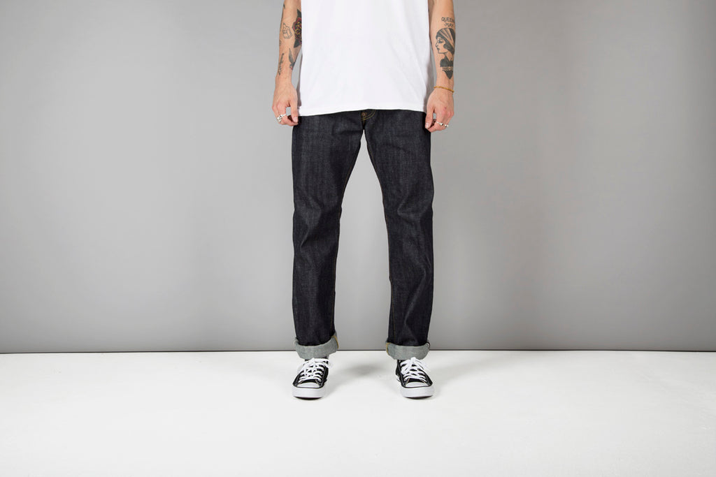 The Edwin Nashville Jeans at Urban Industry