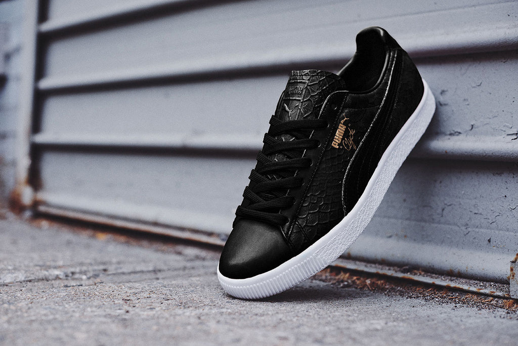 e2a2a6d972cc Puma Clyde Snake ... Be sure to follow our social pages for regular updates  on releases.