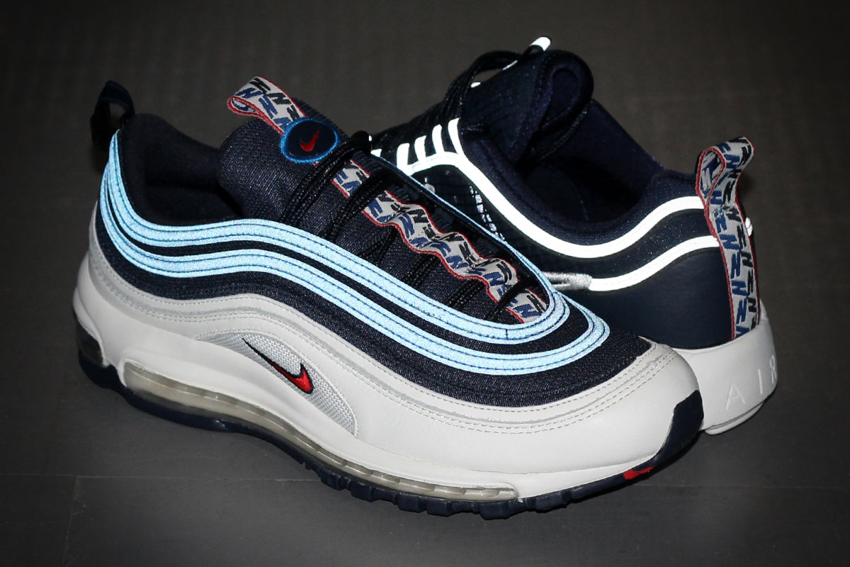 Nike Air Max 97 SE Shoes and Nike Air Zoom Spiridon SE Shoes - The ...