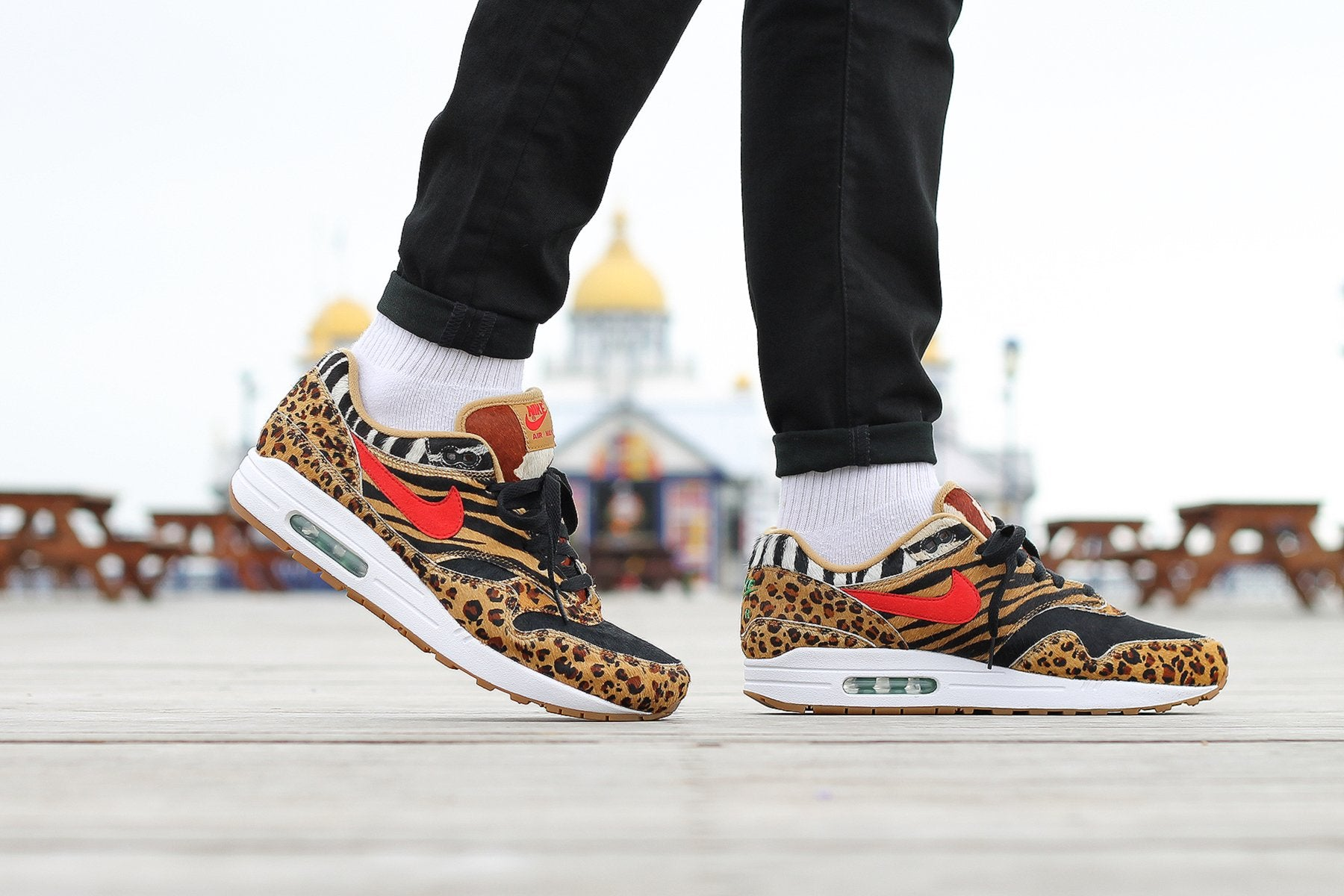 Nike Air Max 1 DLX Atmos 'Beast' Shoes images from Urban Industry, Eastbourne, UK.