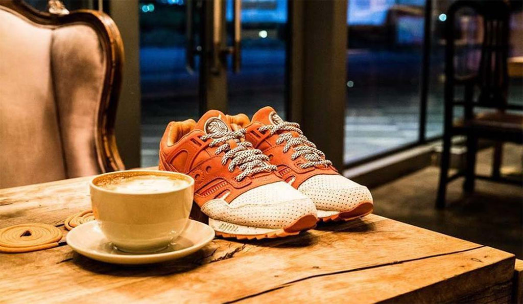 Saucony Originals Grid SD Pumpkin Spice at Urban Industry