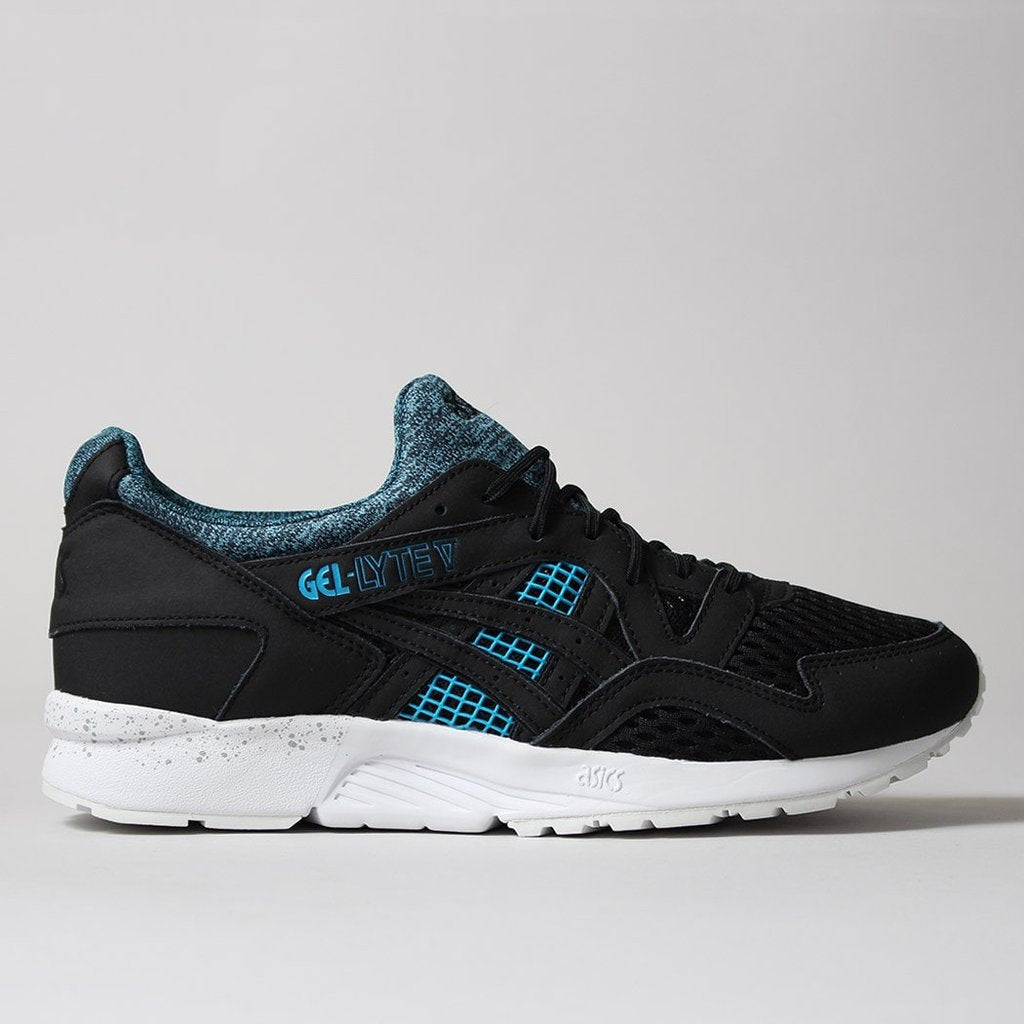 "Asics Gel Lyte V - Black/Black ""30 Years of GEL"" Pack at Urban Industry"