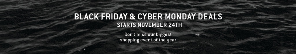 Black Friday and Cyber Monday at Urban Industry