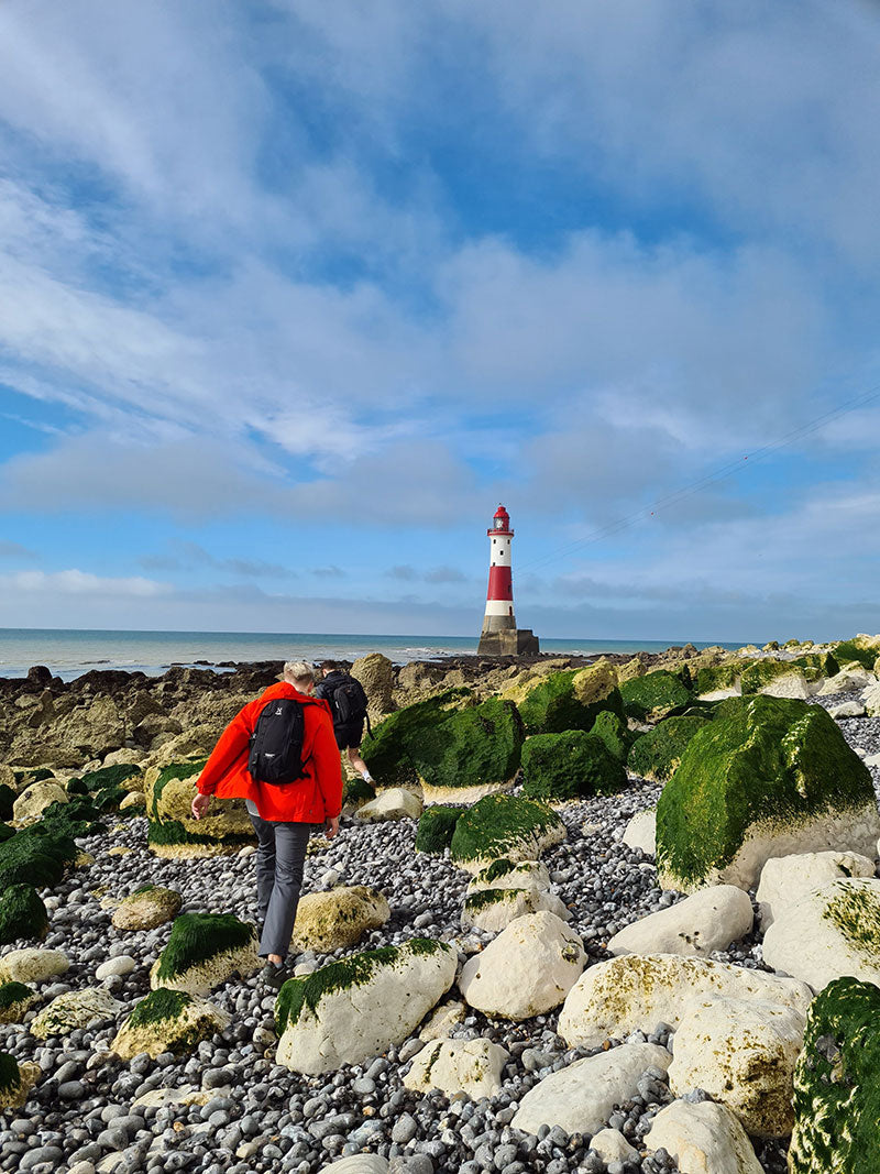 Haglofs x Urban Industry Hidden Gem, Beachy Head Lighthouse Hike