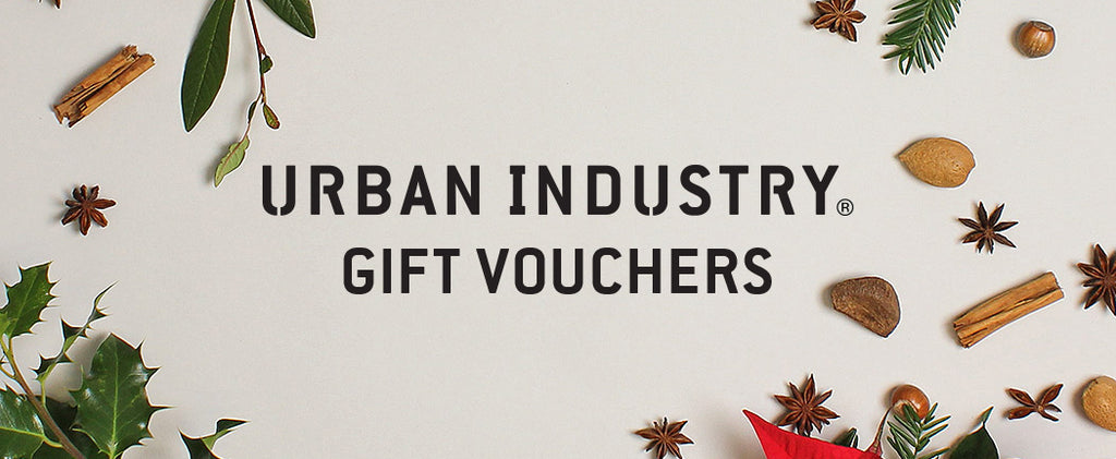 Urban Industry Gift Vouchers