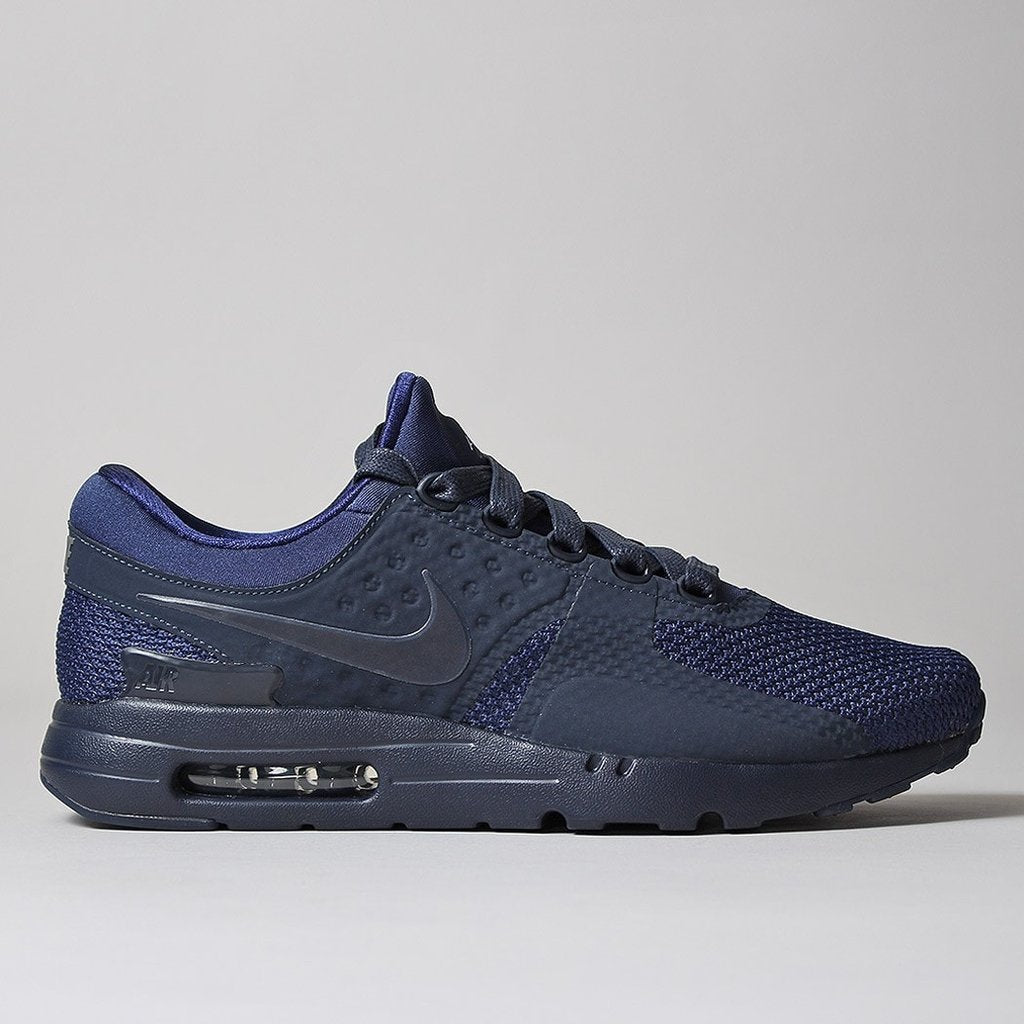save off 7159f 3fb80 Nike Air Max Zero QS - Binary Blue Obsidian - LAUNCHED Thursday 10th  November 2016 08 00am GMT