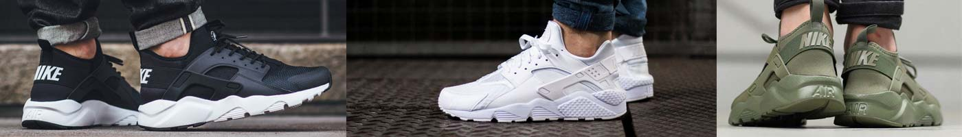 Nike Air Huarache at Urban Industry