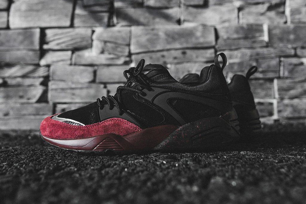 Puma Blaze Of Glory OG Shoes – Cabernet/Puma Black - Halloween Pack at Urban Industry