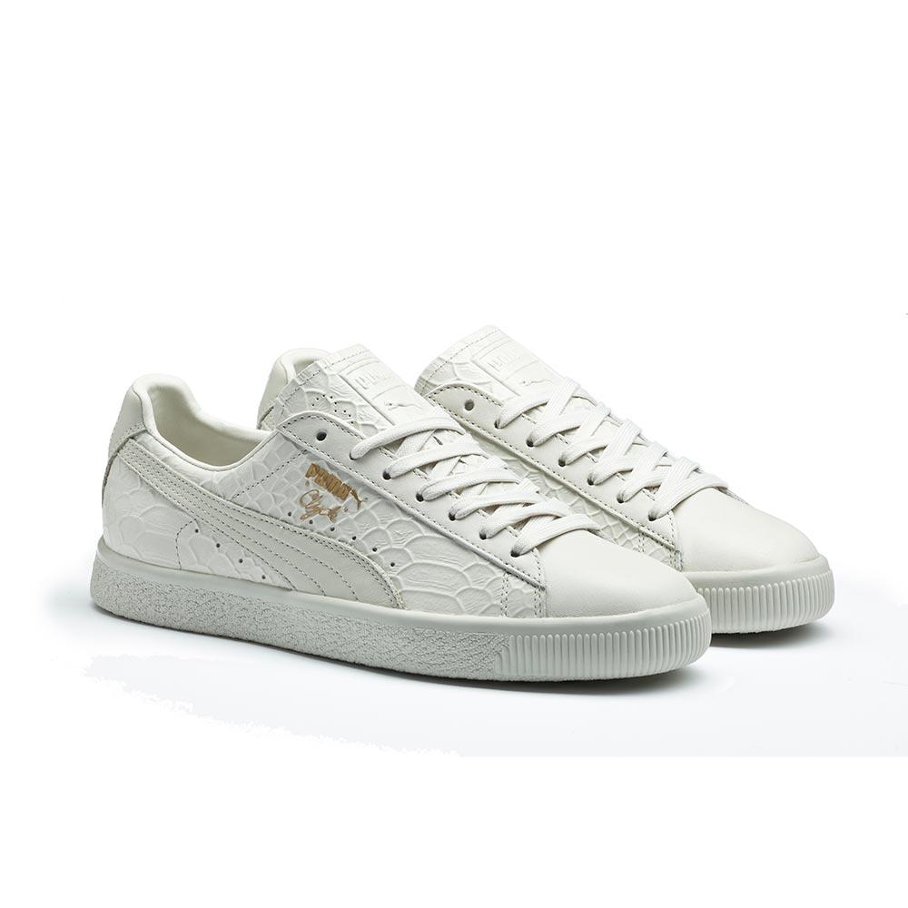 revisión imponer Preludio  Puma Clyde 'Dressed' Pack - White - LAUNCHED Friday 16th September 08: –  Urban Industry