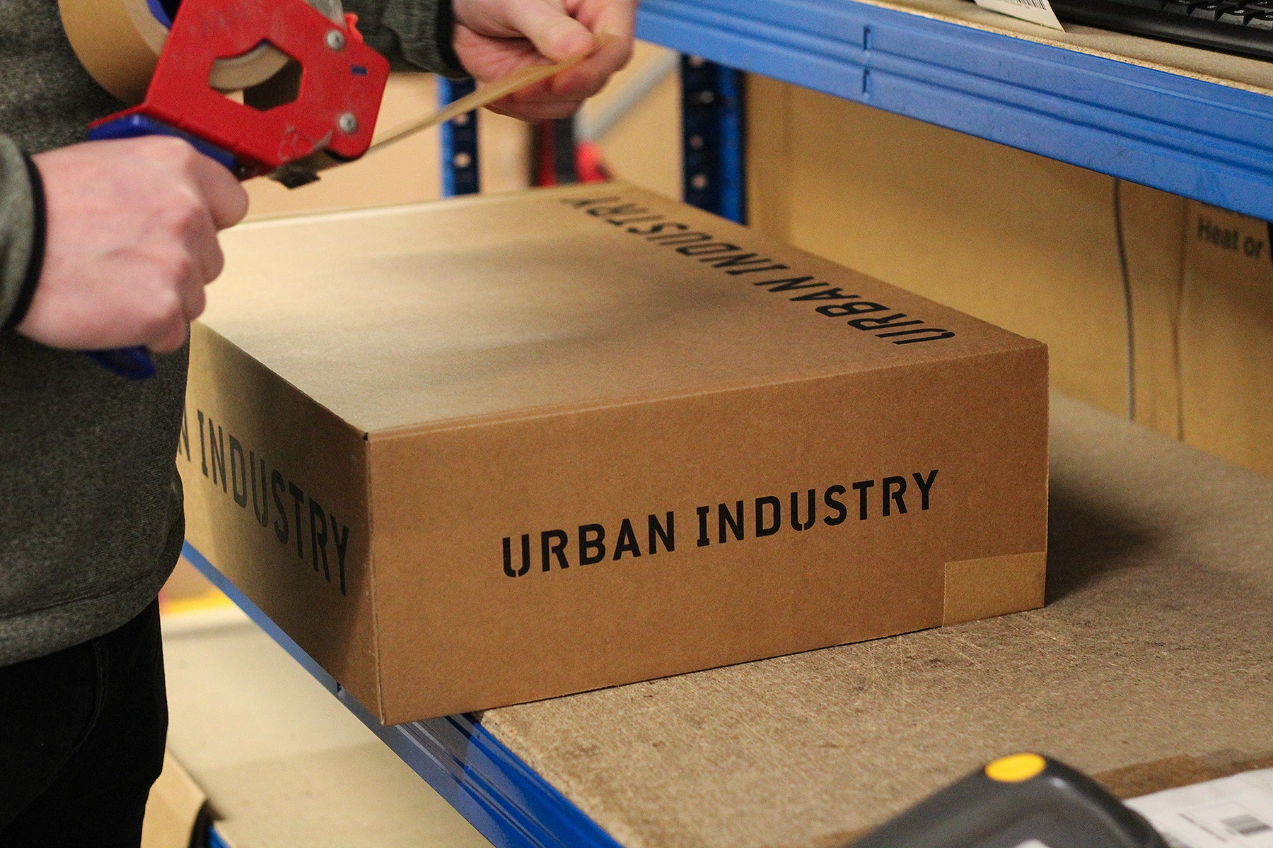 Sustainability at Urban Industry, Eastbourne, East Sussex.