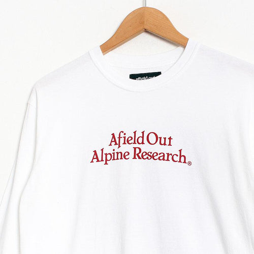 Afield Out Alp Research Long Sleeve T-shirt