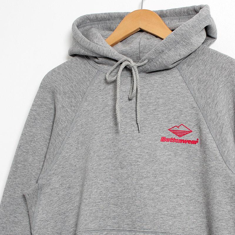 Battenwear Team Reach Up Pullover Hoody