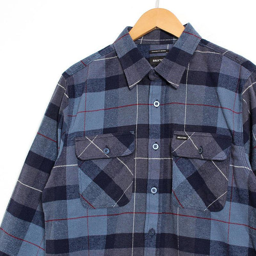 Brixton Bowery Flannel Shirt