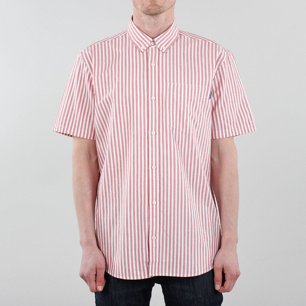 Carhartt WIP Simon Short Sleeve Shirt