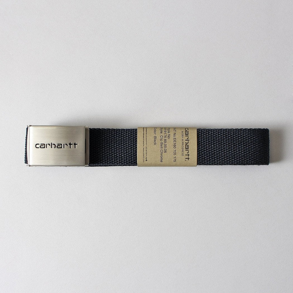 Carhartt WIP Chrome Clip Belt