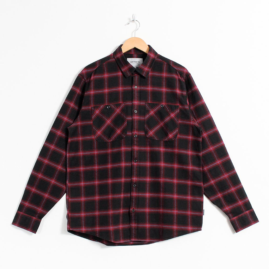Carhartt WIP Darren Long Sleeve Shirt