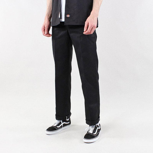 b5646edf4492 Dickies 873 Work Pant - Black - Urban Industry