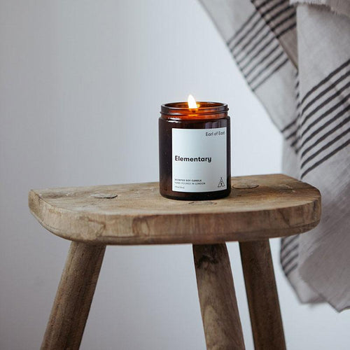 Earl of East Medium Candle