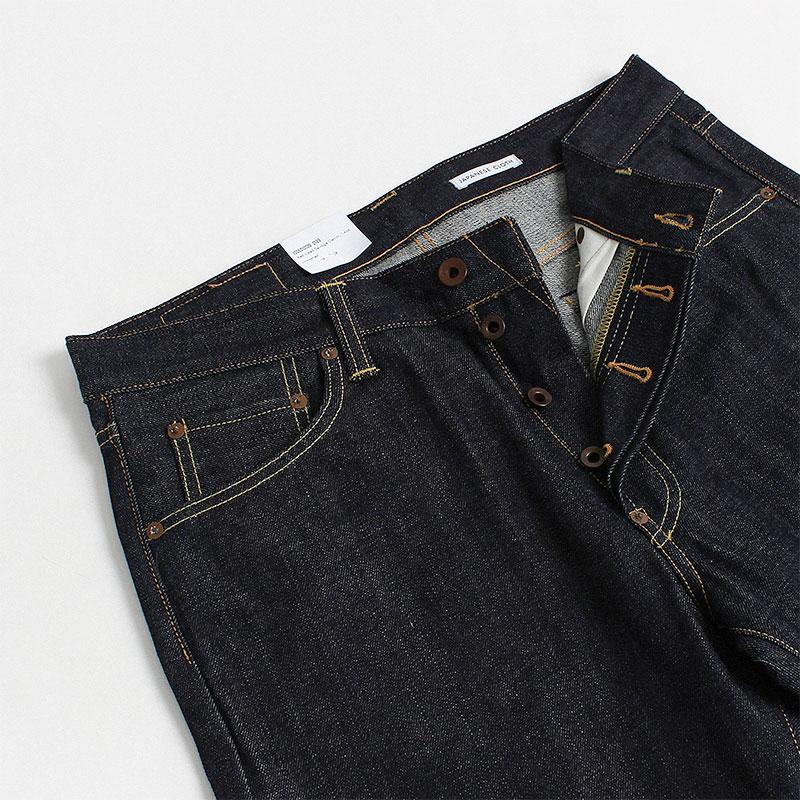 Edwin Nashville Red Listed Selvage Denim Jeans