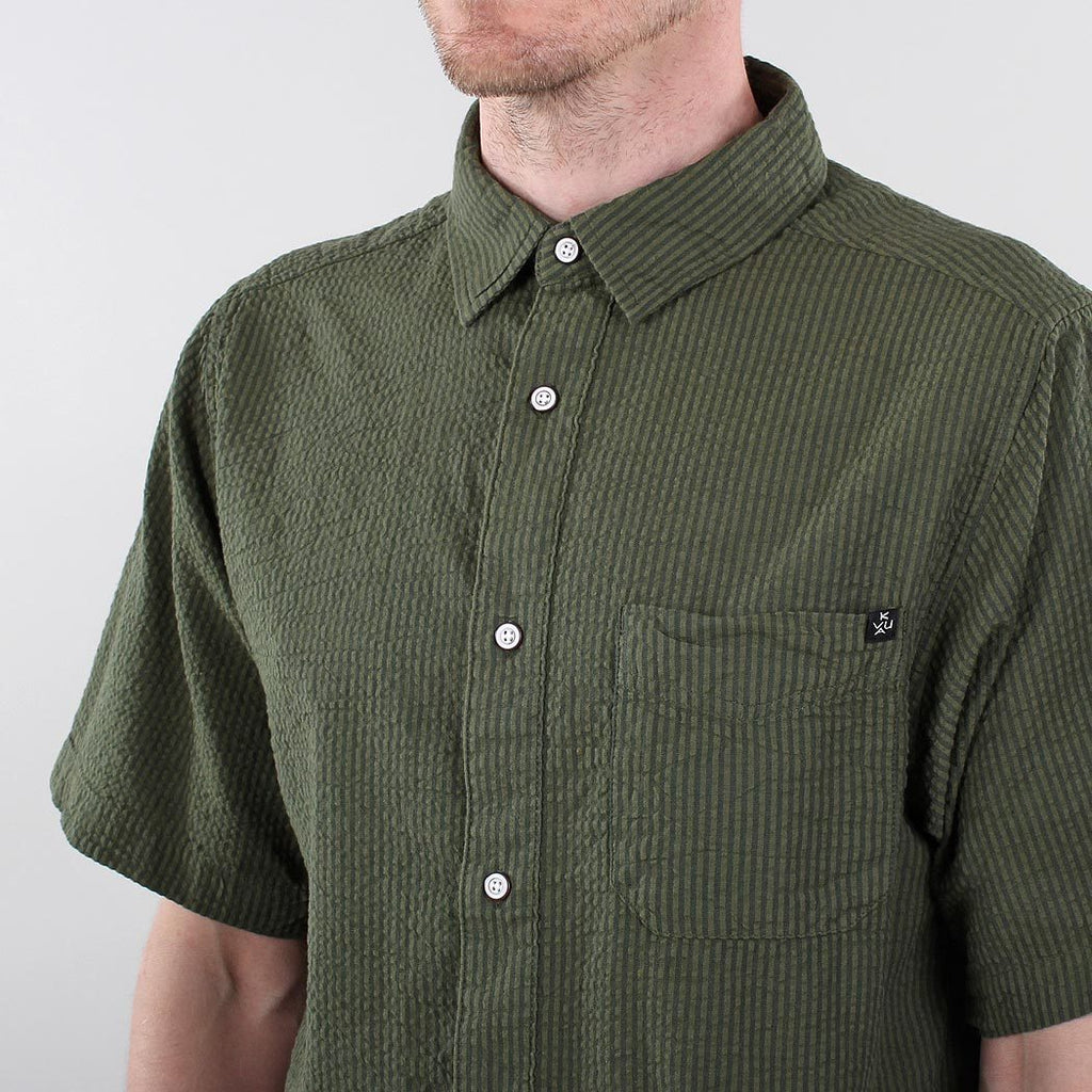 Kavu Nuff Said Short Sleeve Shirt