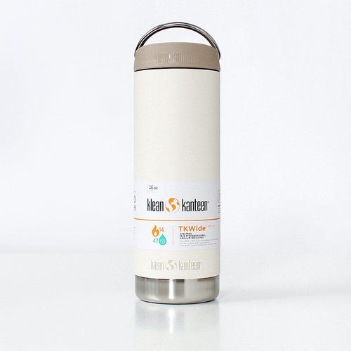 Klean Kanteen TKWide Cafe Cap 16oz Insulated Flask