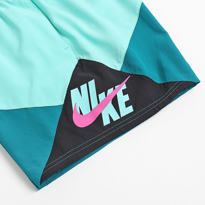 "Nike Swim Jackknife Logo 5"" Shorts"