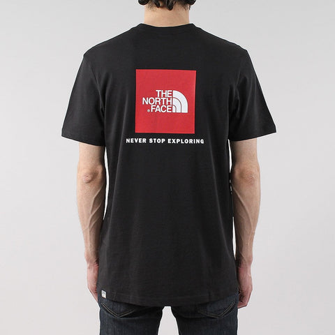The North Face Red Box T-shirt – Urban Industry