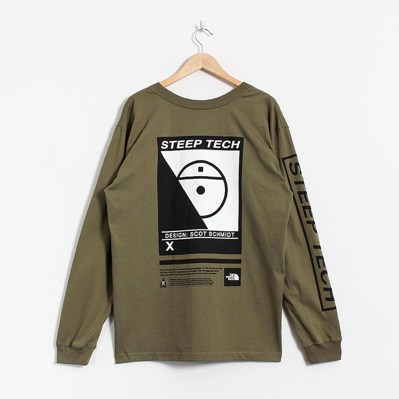 The North Face Steep Tech Long Sleeve T-shirt