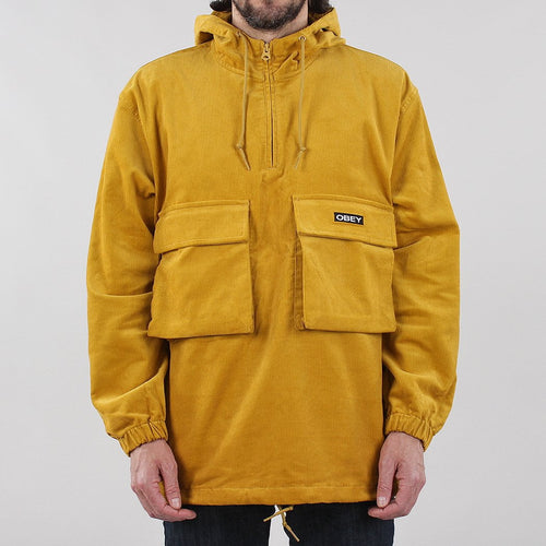 OBEY Shiner Anorak