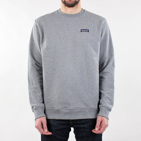 Patagonia P-6 Label Uprisal Crewneck Sweatshirt – Urban Industry
