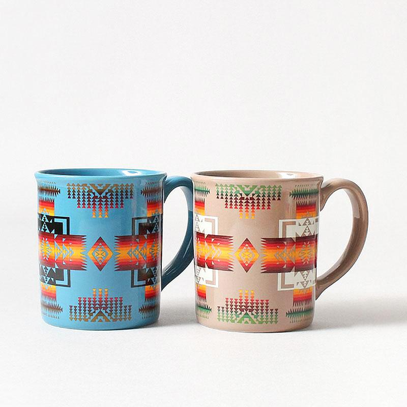 Pendleton 12oz Ceramic Mug 4 Pack