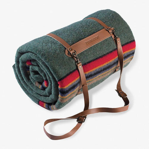Pendleton Yakima Twin Blanket & Carrier