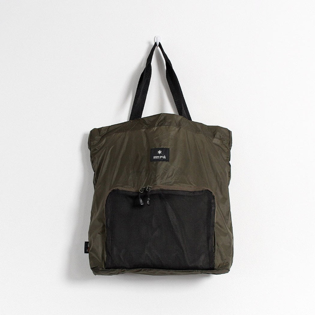 Snow Peak Packable Type 01 Tote Bag