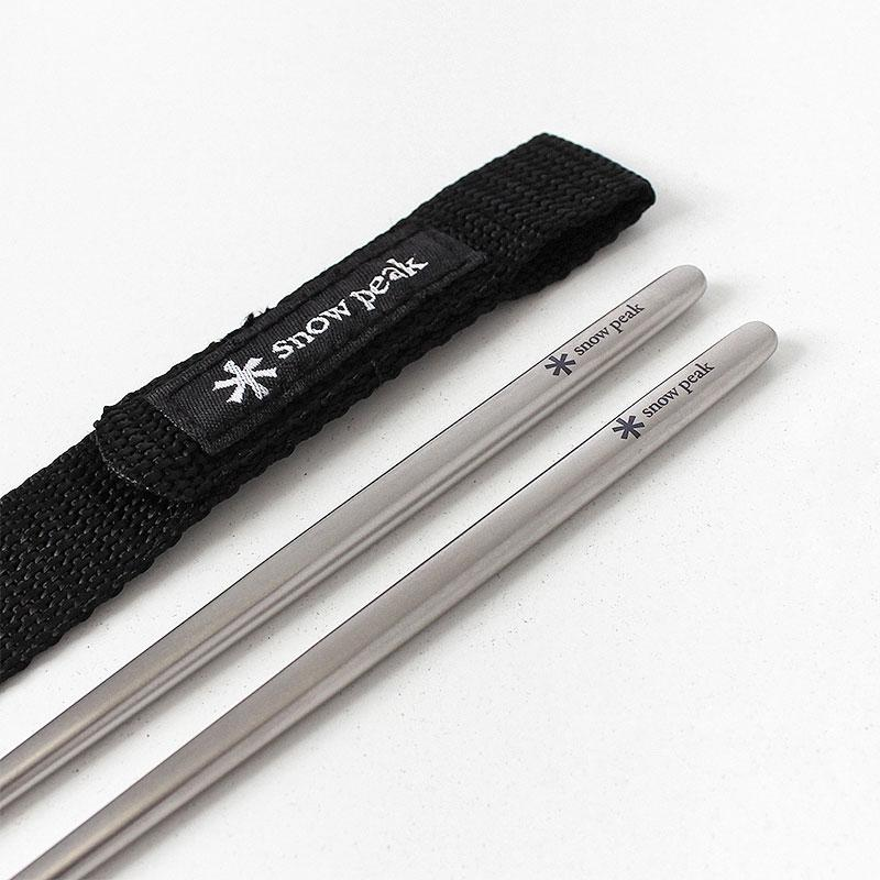 Snow Peak Titanium Chopsticks