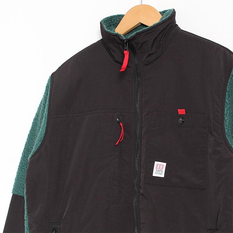 Topo Designs Subalpine Fleece Jacket