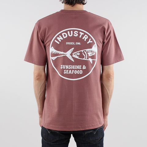 Urban Industry Fish Industry T-shirt – Urban Industry