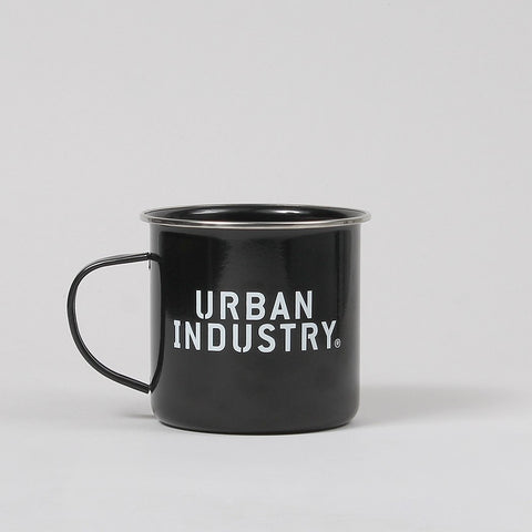 Urban Industry Enamel Mug – Urban Industry