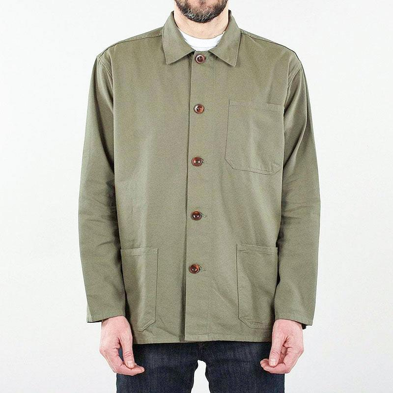 Uskees Button Work Shirt