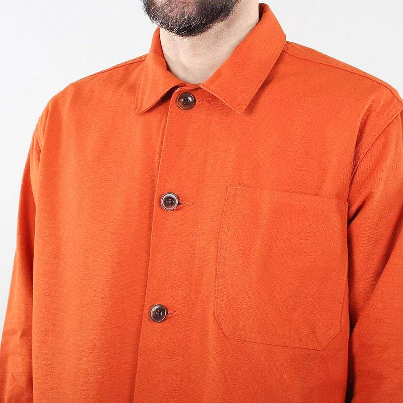 Uskees Buttoned Overshirt