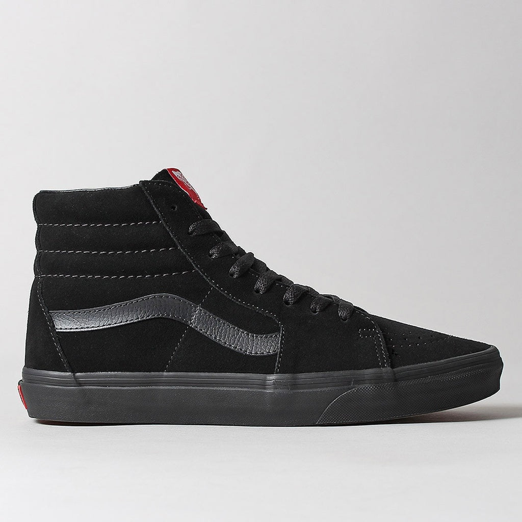 6fda02f3f0 Vans SK8-Hi Shoes - Black Black – Urban Industry