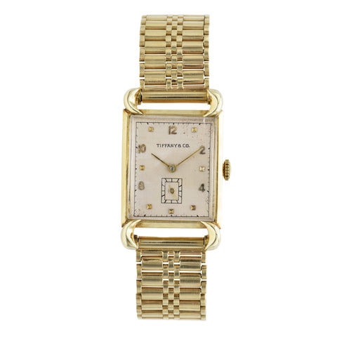 Vintage 1940s Tiffany & Co. Watch