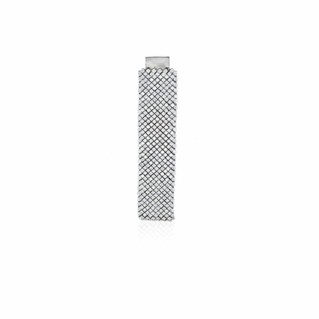 18kt White Gold Diamond Bracelet