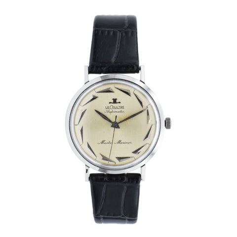 Vintage 1960s LeCoultre Master Mariner Watch