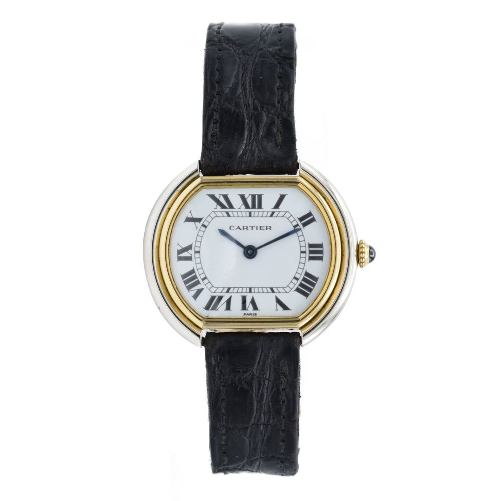 Vintage 1977 Cartier Watch